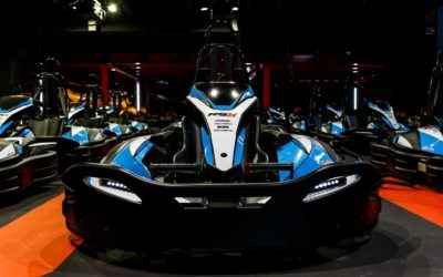 HERE WE RACE: AGENZIA YES! E HOLLYWOOD KART SFRECCIANO INSIEME IN PISTA