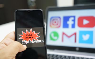 L'impatto del Coronavirus sui social media e la risposta dei big network
