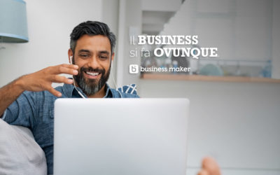 Business Maker: l'applicazione per il tuo business, dove vuoi quando vuoi!