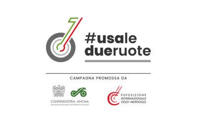 #usaledueruote, Agenzia Yes! cura la nuova campagna di ANCMA ed EICMA