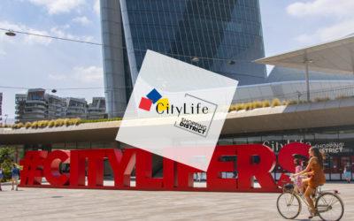 Il lancio del nuovo progetto #CITYLIFERS e il promettente inizio con la CityLifers Wall
